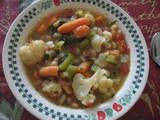 nannykim's recipes: Crock pot Vegetable curry from Wendy