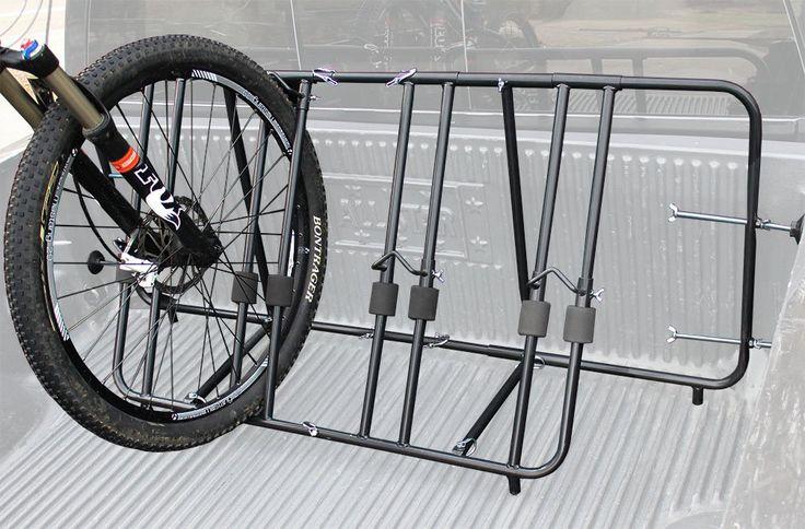Best 25 Truck Bed Bike Rack Ideas On Pinterest Truck