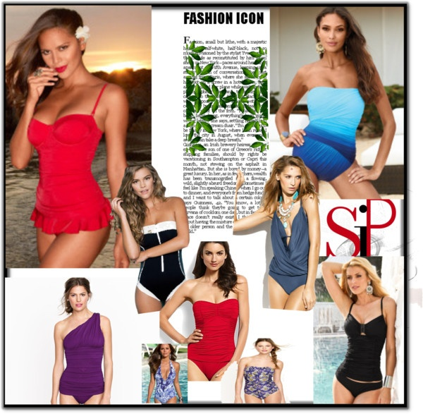 Best of Summer 2012 Swimwear for Apple Shape