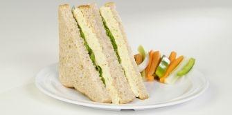 sandwich au tofu