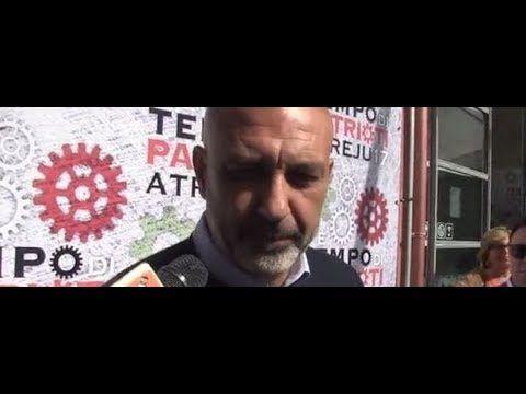 Amatrice, il sindaco Pirozzi: «Mai arrivato un euro dagli sms solidali»