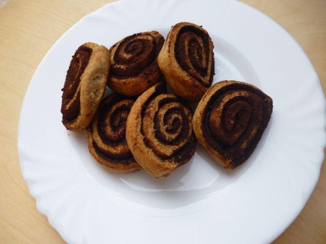 Mini kakaós csiga - Receptek | Ízes Élet - Gasztronómia a mindennapokra