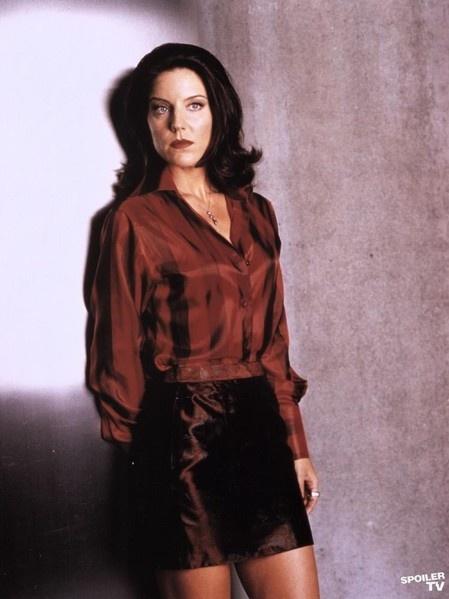 Andrea Parker (Miss Parker dans Le caméléon/The Pretender) #ThePretender #ThePretenderLives http://www.thepretenderlives.com