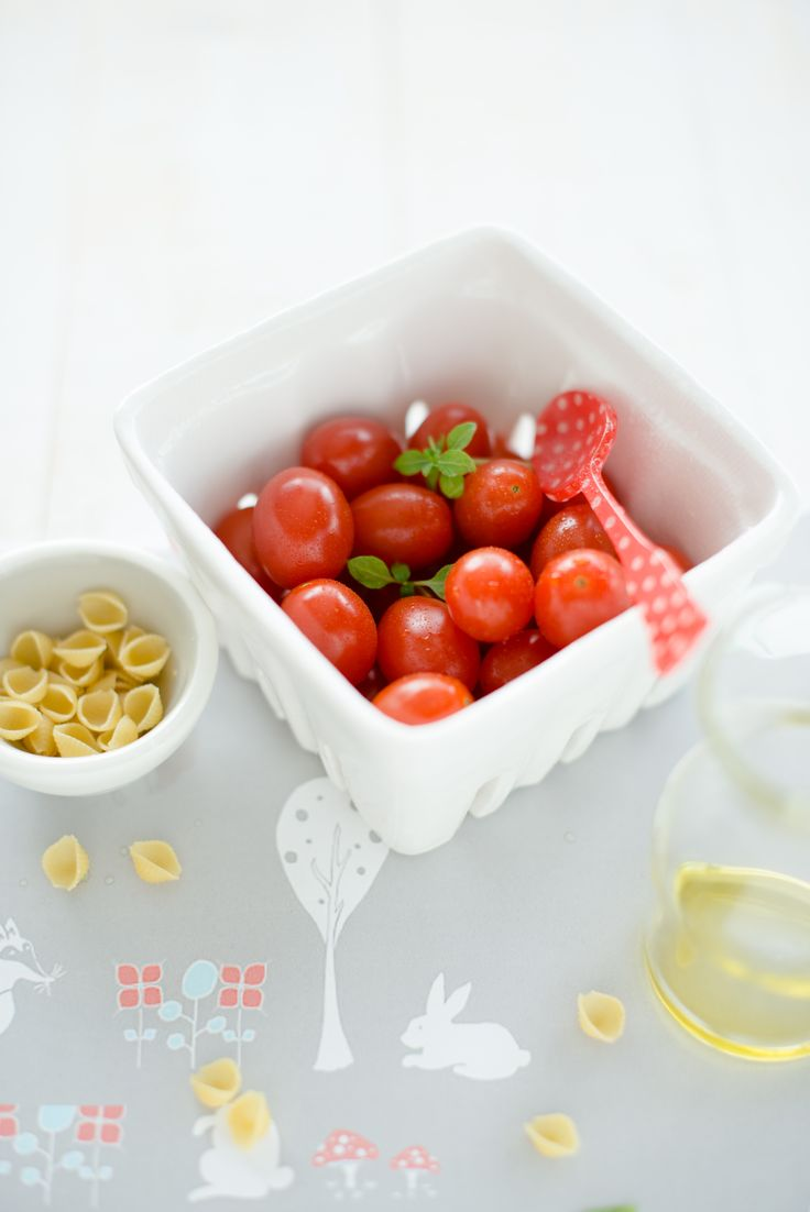 #baby and kids food ideas #grape baby tomatoes | Au Petit Goût