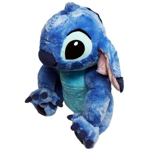 Your WDW Store - Disney Plush - HUGE - 25 Inch Stitch GIANT Stuffed Animal Plush