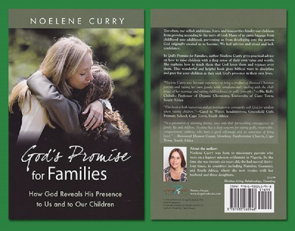 """The writing of the book """"God's Promise for Families"""" brought immense healing to my life. It was written over a period of 12 years and initially started off as a journal. I have a…"""