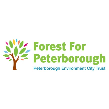 Forest For Peterborough Logo    freethinkingdesign.co.uk