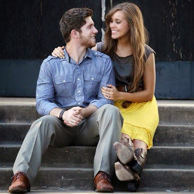 Ben Seewald and Jessa Duggar engaged