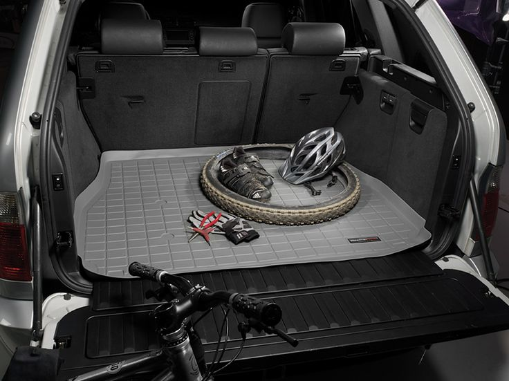 WeatherTech® Cargo Liners provide complete trunk and cargo area protection. Our Cargo Liners are ...