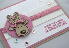 Stampin' Up! Cookie Cutter Christmas sweet and joyful season