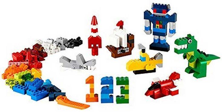 Costruzioni lego classici mattoncini Lego creative