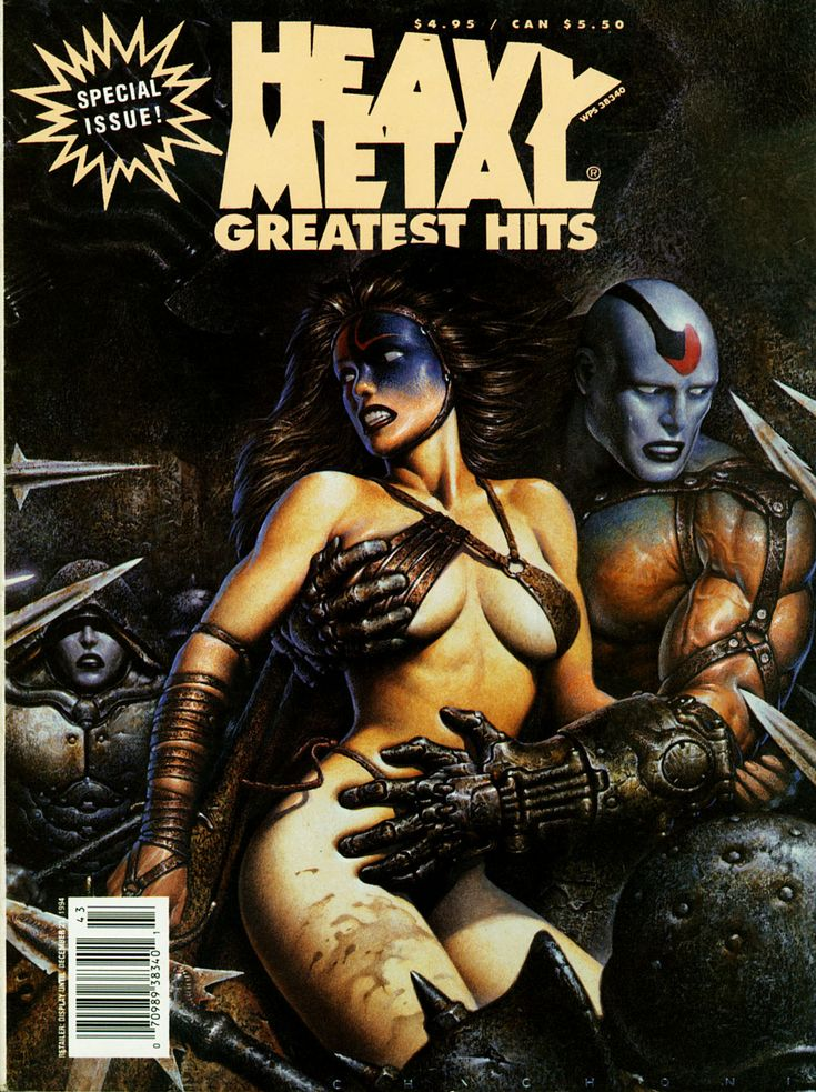 Comic erotica