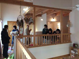 健康住宅とリフォーム minoyaの家: 全館空調のOB様宅に体感見学させていただきました。