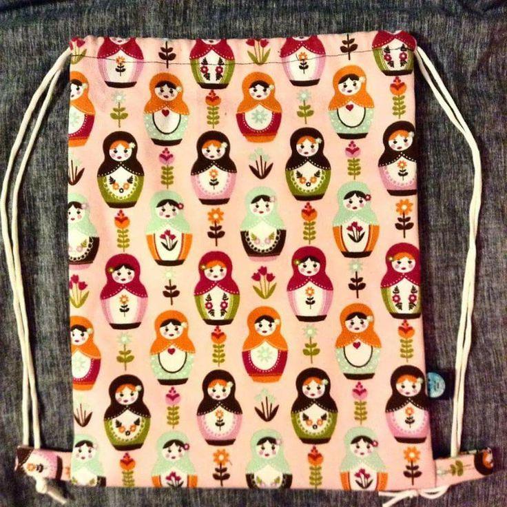 bolso confeccionado en #lona disponible en www.facebook.com/reciclatebazar #Handmade #reciclalovers #ecofriendly #viña #valparaiso