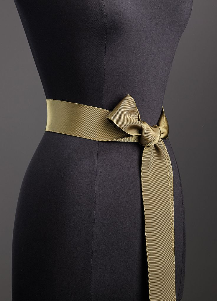 25 best ideas about ribbon belt on dramatic