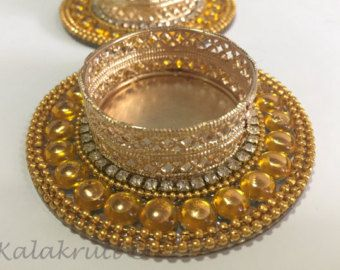 Favors for Traditional Bridal shower Gift for any by Kalakruti