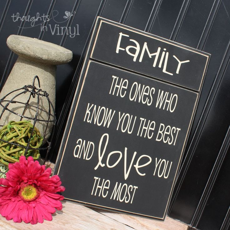 17 best cute family quotes on pinterest happily ever for Vinyl sayings for crafts