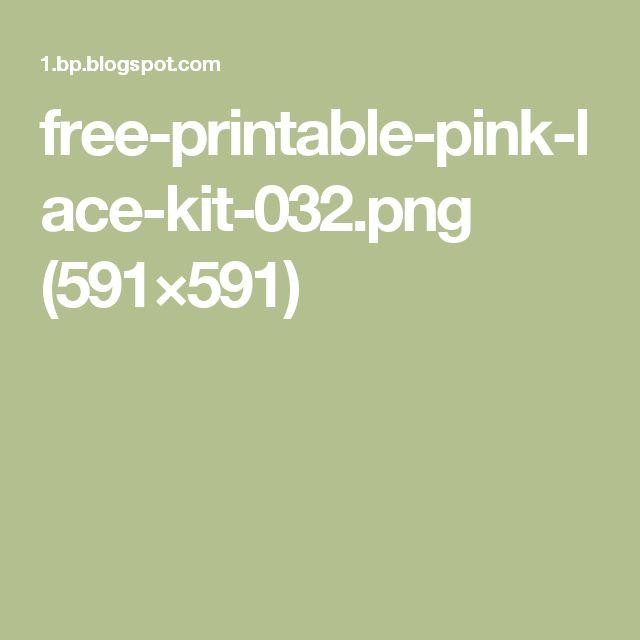 free-printable-pink-lace-kit-032.png (591×591)