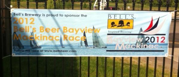 2012 Bell's Beer Bayview Mackinac Race