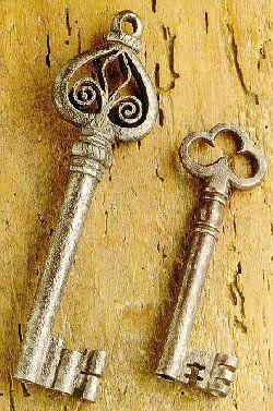Le chiavi in Toscana