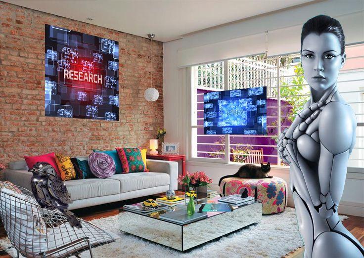 Casa del futuro - Collage