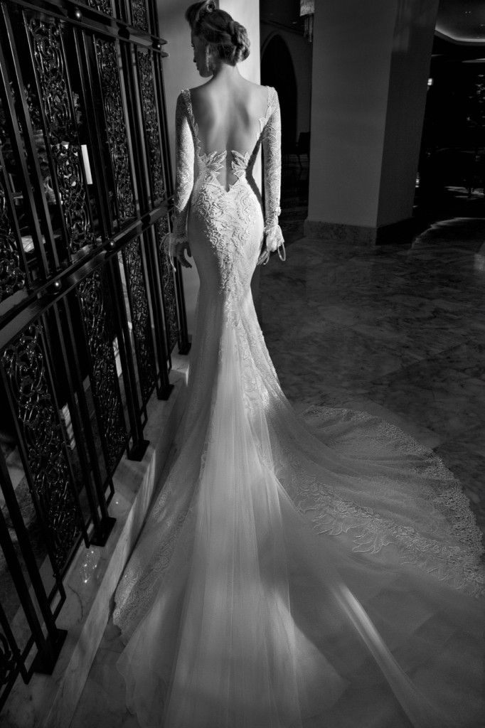 Galia Lahav Wedding Dresses 2015 - MODwedding