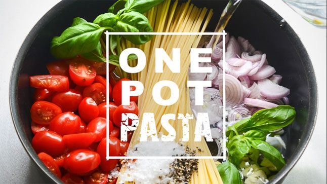 #OnePotPasta: une tendance culinaire