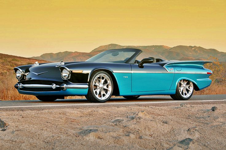 Chevrolet, chevy789, convertible