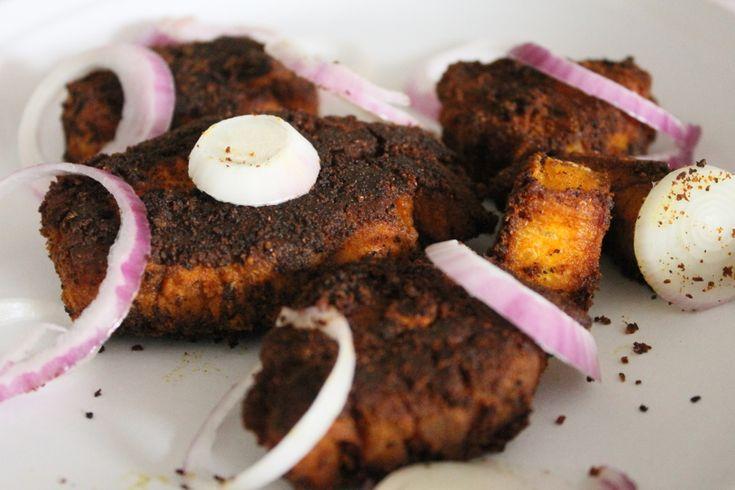 Kerala style shark fry