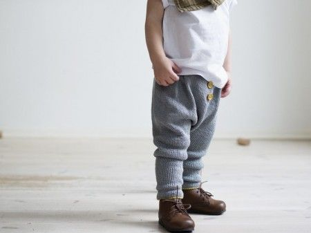 BAGGY PANTS by ministrikk.no