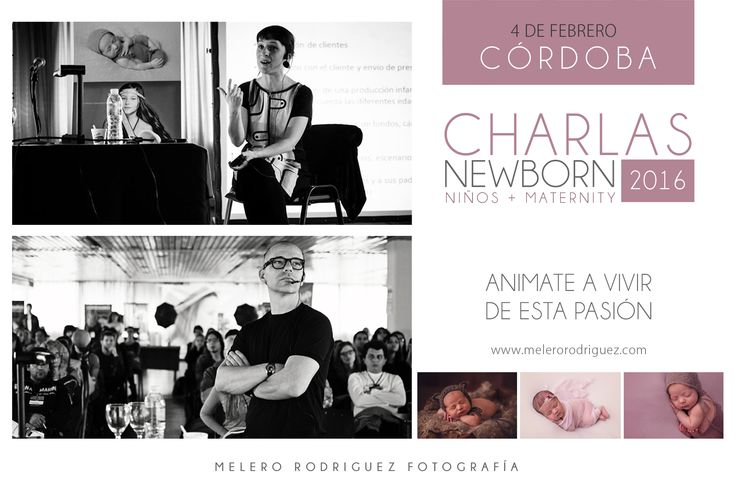 CHARLAS | WORKSHOP | POSING melero rodriguez newborn photography © 2015