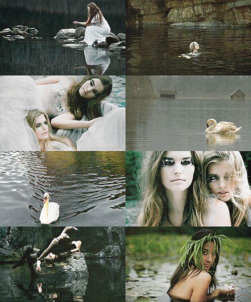 nymphs of greek mythology | Limnades (nymphs of freshwater lakes.)