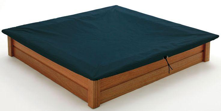 Zandbak hout hardhout bangkirai, direct bij de importeur