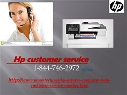 Easily find and download software  Dial-1-844-746-2972 HP customer service There are a few cerebral pains that go over the remote printer association, some of those are:Configuration issue,Compatibility issue,Install/uninstall issue,How to introduce printer software,Ink cartridge and paper stick issue. What's more, much more.,All the previously mentioned issues can be experienced whenever, that you can make free from, by simply put a call at 1-844-746-2972 numbers and benefit an extensive…