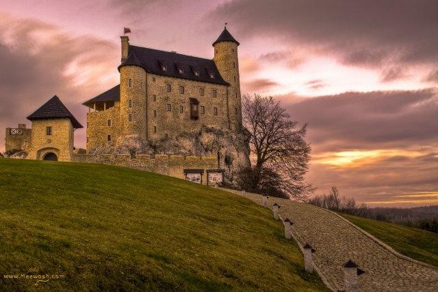 #Zamek Bobolice / Bobolice #Castle