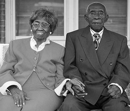 Meet Herbert and Zelmyra Fisher of North Carolina. They have been married 85 years (86 in May) and hold the Guinness World Record for the longest marriage of a living couple and get this…. Zelmyra is 101 years old and Herbert is 104