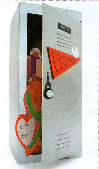 Valentine's Locker