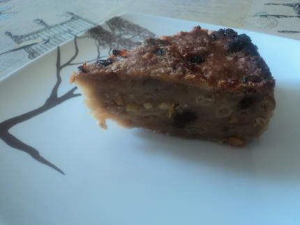 Bodding de ma grand-mere  http://www.lesfoodies.com/aurmelie/recette/bodding-de-ma-grand-mere  ( recette et photo de moi)