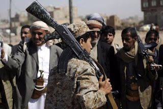 OKAZ: Milisi Syiah Houtsi Menghancurkan 578 Masjid dan Menculik 150 Imam di Yaman Syiahindonesia.com - Milisi Syiah Houtsi dan sekutu mereka terutama pasukan yang mendukung Ali Abdullah Saleh telah menghancurkan atau merusak 578 masjid di Yaman dan menculik 150 imam lapor Okaz pada Jumat (24/2/2017).  Menurut Okaz sebagaimana dilansir MEMO ada laporan bahwa di beberapa daerah Syiah Houtsi mewajibkan para imam menggunakan slogan sektarian untuk menghasut orang untuk membunuh menghancurkan…