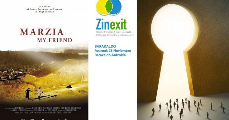 El Teatro Barakaldo ofrece 'Marzia, my friend' en la Muestra de Cine hacia la Convivencia Zinexit