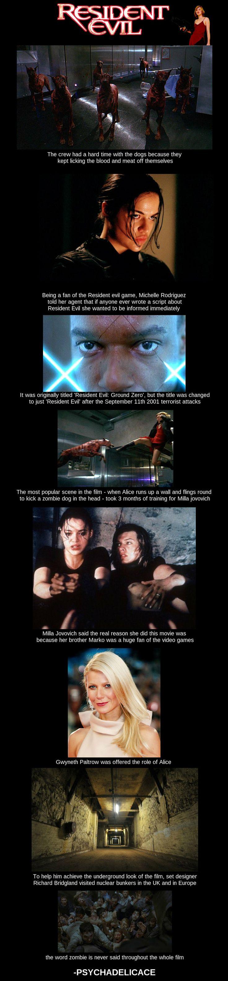 Resident Evil                                                                                                                                                                                 More