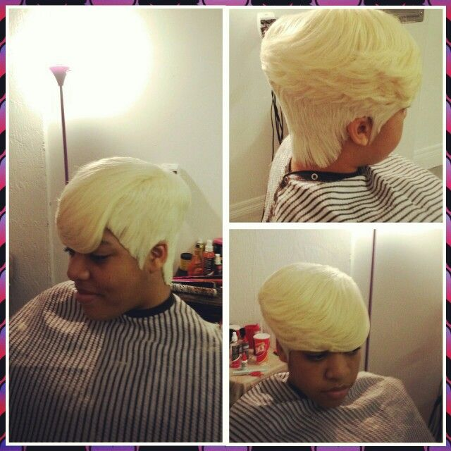 44 best short cuts quick weave images on pinterest weaving hair 27 piece pmusecretfo Choice Image