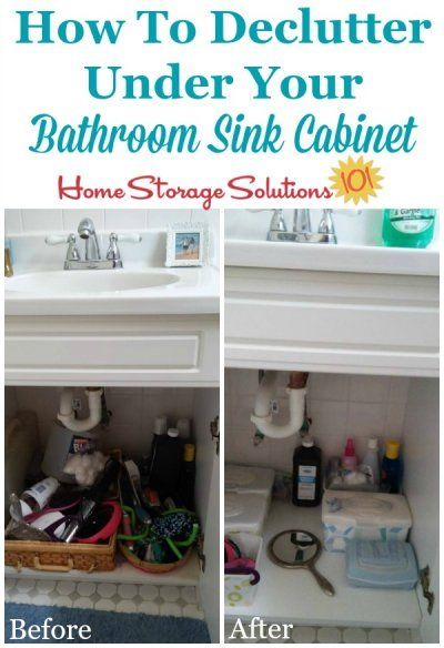 17 best ideas about under bathroom sinks on pinterest for Best cleaning solution for kitchen cabinets