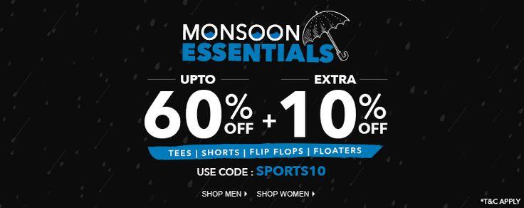 10% extra off on Sports wear - http://www.grabbestoffers.com/coupon/10-extra-off-on-sports-wear/