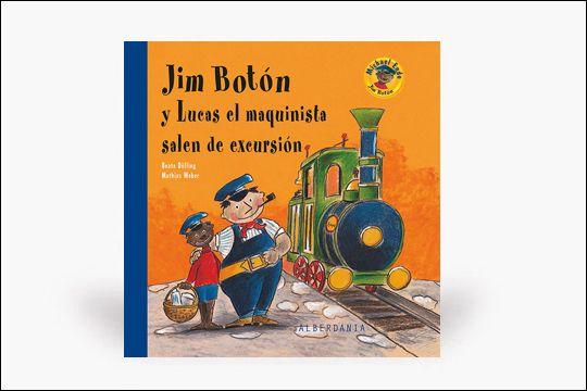 """""""Jim Botón y Lucas el maquinista salen de excursión"""""""