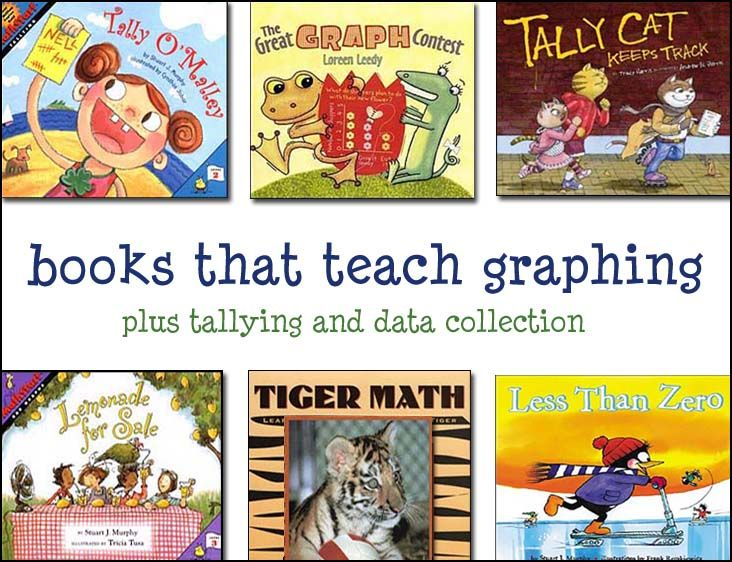 adorable children's books about graphing