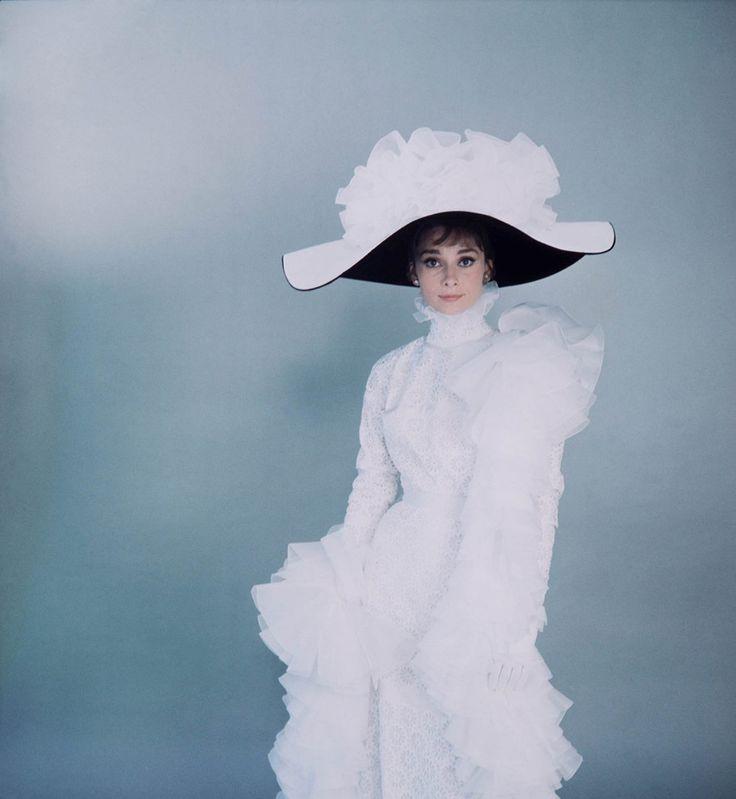 fashion my fair lady | Enchanted Serenity of Period Films: Fashion of My Fair Lady