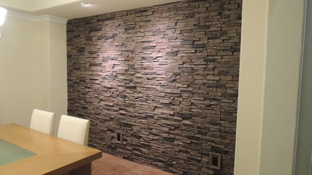 Best 25 faux stone panels ideas on pinterest faux stone for Faux wood siding options