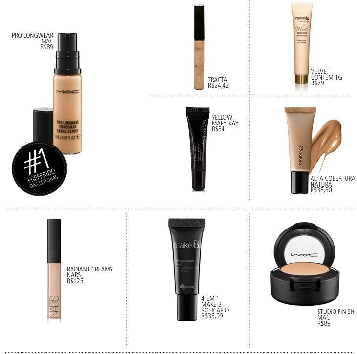 melhor corretivo Archives   Coisas De Diva - Resenhas de cosméticos, maquiagem, truques de beleza e um toque de moda. Um blog de Curitiba!