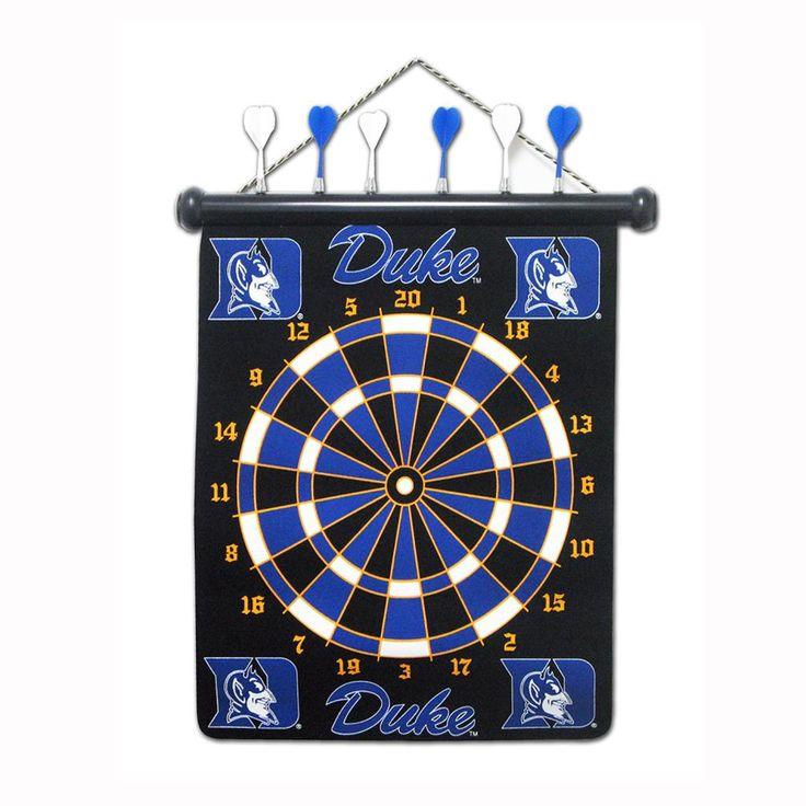 Duke Devils Magnetic Dart Board